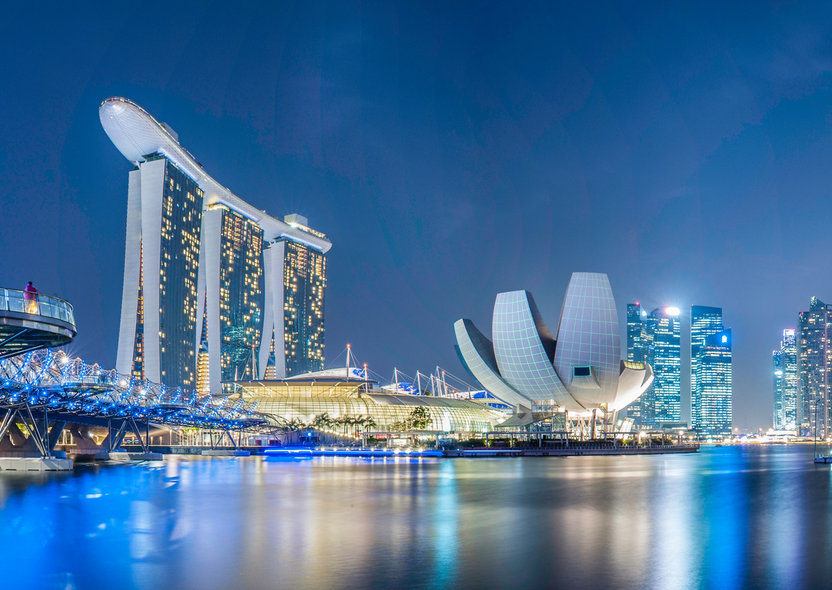 Singapore dating places to go